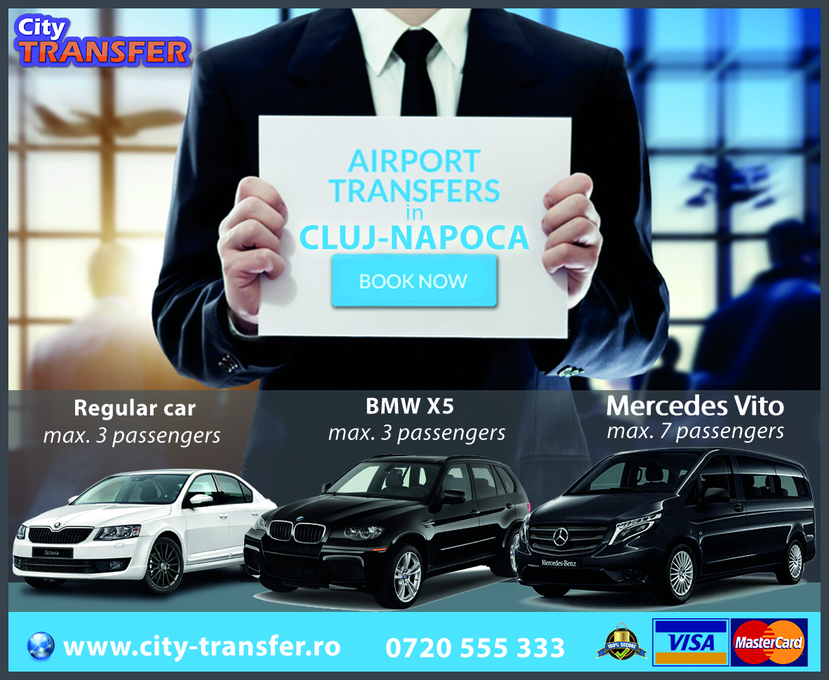 airport transfer cluj